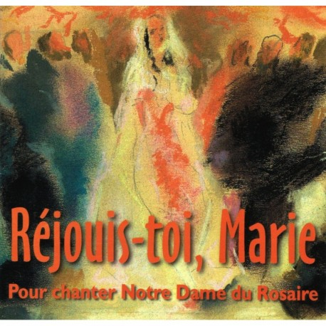 CD de chants 1998 Réjouis toi Marie