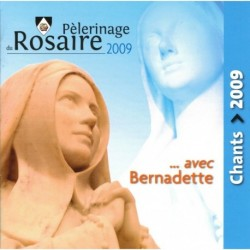 CD de chants 2009