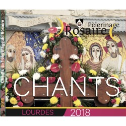 CD de chants 2018